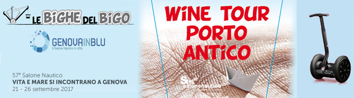 Wine Tour Porto Antico